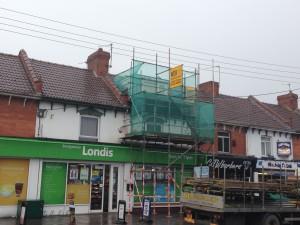 Scaffolding Bridgwater Somerset